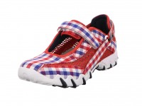 Allrounder Outdoor-Slipper Softcalf red