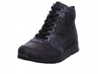Lugina Boots 2XBRONX NAJA TAIPEI BRONX SCHWARZ 001