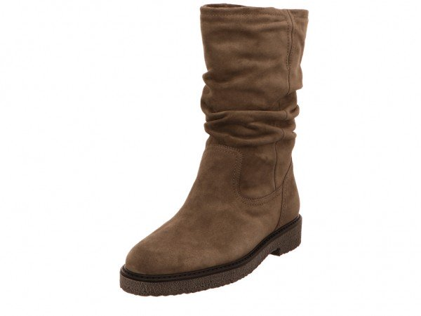 Bild 1 - GABOR Stiefel Warmfutter Kalbvelour (Webl.) wallaby(anthrazit)73