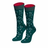 von Jungfeld Damen Weihnachtsbaum/dunkelgrün