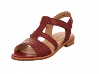 Sioux Sandale rosso