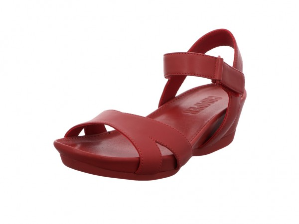 Bild 1 - Camper Sandalette Supersoft Happiness/Micro Happiness red